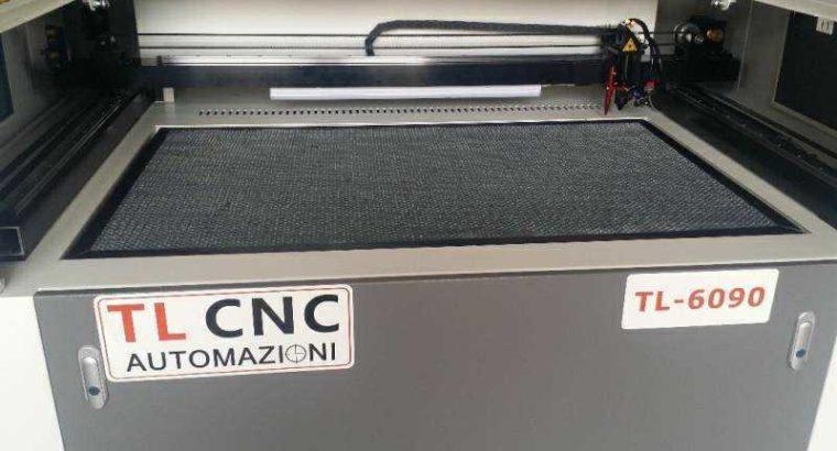 Lecce Occassione taglio laser co2 9060 per insegne