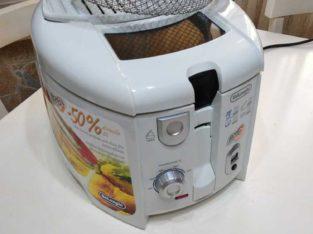 Friggitrice de Longhi Roto Fry