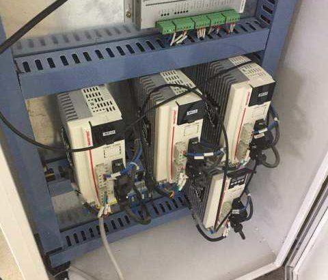 Pantografo CNC cambio Utensile automatico ( Lecce)