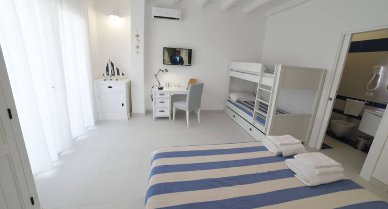 Porto Cesareo Vacanze in B&B | Camera Mediterranea