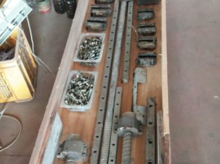 Ingranaggi usati per costruire una CNC