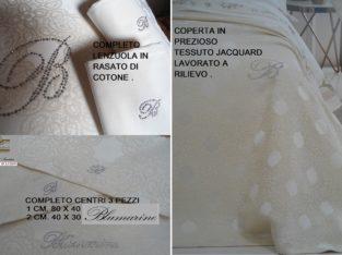 CORREDO COMPLETO 15 PEZZI BLUMARINE