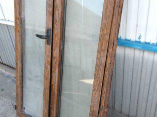 finestra 2 ante in alluminio