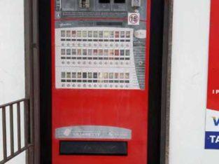 automatico sigarette 40 selezioni